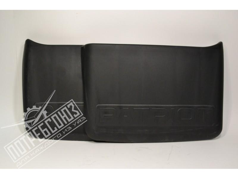 Брызговик УАЗ ПАТРИОТ к-кт 2шт полиуретан пТп-64 ( левый+правый ) / 3163-8404320/21 ПТП-64