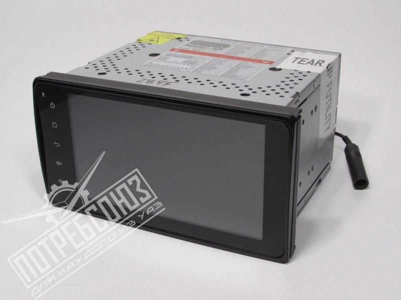Головной мультимедийный навигационный комплект УАЗ PATRIOT c 2012г. NAVITREK ANDROID н/п 800*600 / Navitrek NT-005 ANDROID 4.4.2 800*600