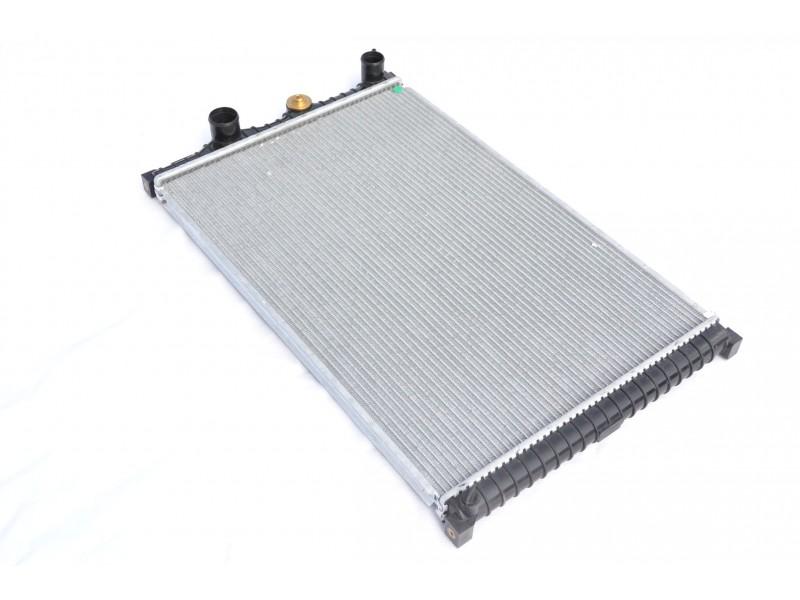 Радиатор охлаждения УАЗ ПАТРИОТ 2015 2х рядный алюминий