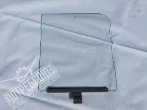 А/стекло УАЗ 452 передней двери опускное В СБОРЕ С ОБОЙМОЙ ПРАВОЕ / 451Д-6103210