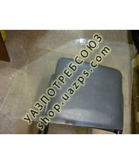 А/стекло УАЗ ПАТРИОТ, 3162, 3160 передней двери опускное правое ЗЕЛЁНОЕ / 3160-6103214-01