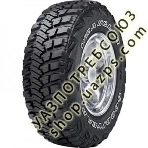 Шина  245/75R16 Goodyear Wrangler MT/R Kevlar LT 120Q BSL / Шина  245/75R16 Goodyear Wrangler