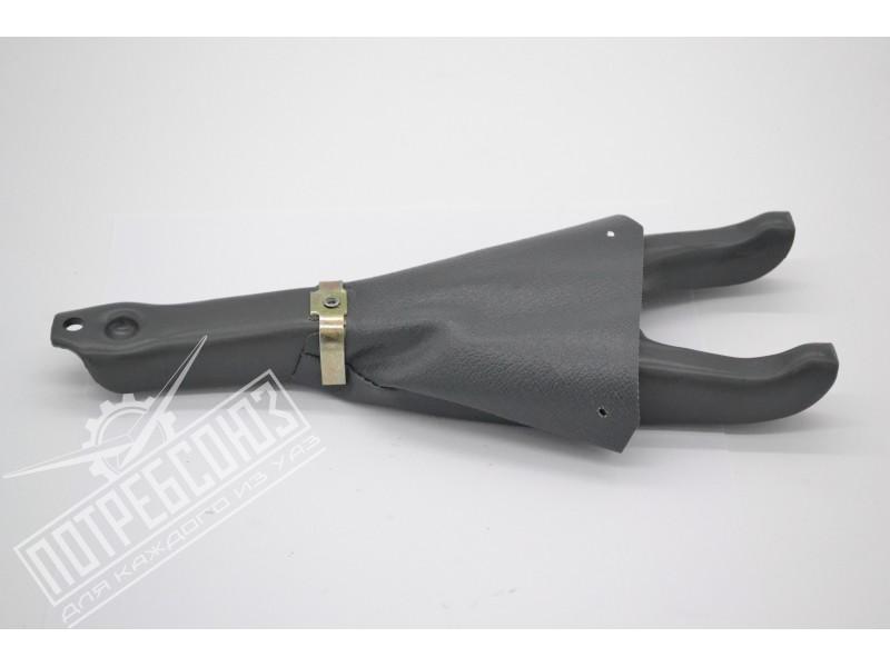Вилка подшипника выключения сцепления УАЗ 452, 469