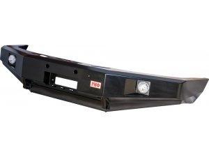 Бампер РИФ УАЗ ПАТРИОТ силовой передний 2005+ с доп. фарами, без защитной дуги / RIF060-10356