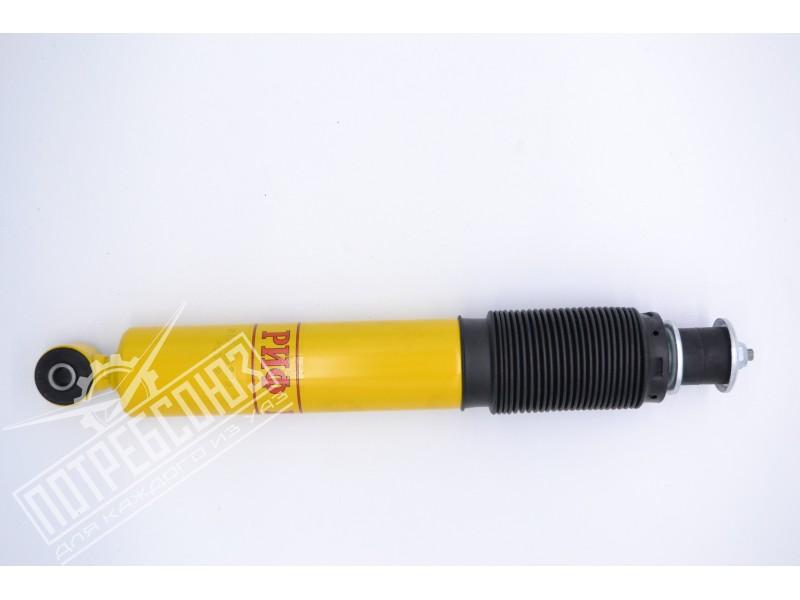 Амортизатор УАЗ ПАТРИОТ передний масляный РИФ (усиленный) ЛИФТ 50мм / 3162-2905006 SA205