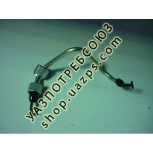 Топливопровод УАЗ ХАНТЕР, ПАТРИОТ дв.ЗМЗ-51432 (Евро-4, с 05.2012) высокого давления 2-го цил.(ЗМЗ) / 51432.1112420 (USUI KOKUSAI SANGYO)