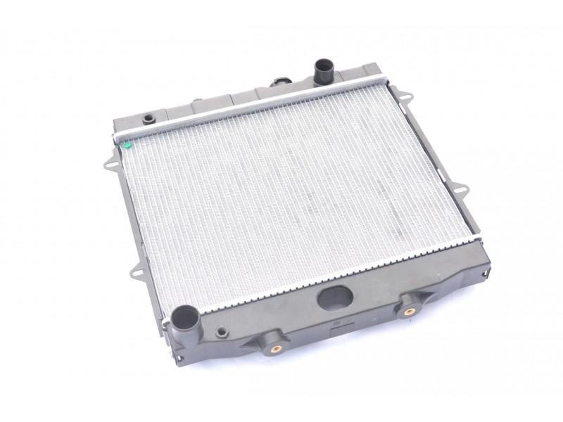 Радиатор охлаждения УАЗ ХАНТЕР, 452 алюминий ДВУХрядный