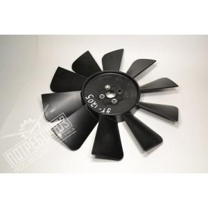 Вентилятор ГАЗель 3302 (крыльчатка, 10 лопастн.)  / 3302-1308010-10 ОП