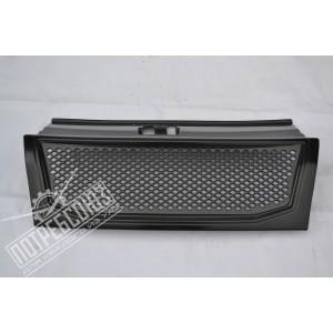 Облицовка радиатора (решетка) УАЗ ПАТРИОТ 2009-12 (сетка) ГОЛАЯ (пластик АБС) / 3163-8401014-11 АБС