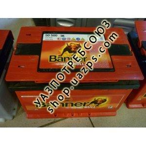 Аккумулятор BANNER UNI BULL 80 а/ч (278ммx175мм) 4 клеммы / 50500N