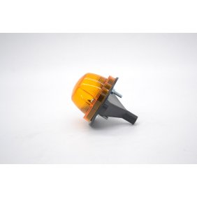 Повторитель поворотов боковой (указатель) УАЗ, ГАЗ, ЗИЛ ЖЕЛТЫЙ РАССЕИВАТЕЛЬ (СВЕТОДИОДНЫЙ) / УП-102-6LED-1-12V (аналог 2502.3726-01) желтый