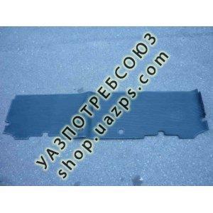 Коврик задний УАЗ 469, ХАНТЕР резиновый / 469-5109050-01