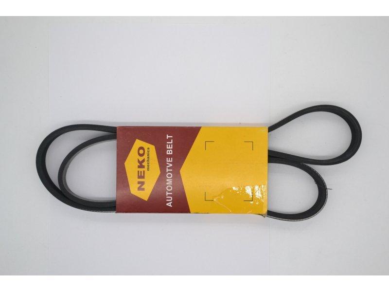 Ремень 6PK1235 привода насоса ГУР УАЗ ПАТРИОТ (дв.409, 51432) с 2008 г.в. NEKO / 6PK1235