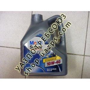 Масло Mobil SUPER 2000x1 моторное 10w40 (4л) (полусинтетика) / МАСЛО Mobil SUPER 10w40 (4л)