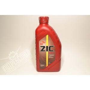 Масло ZIC трансмиссионное GFТ 75W85 (1л) синтетика (Корея) / МАСЛО ZIC GFТ 75W85 (1л)