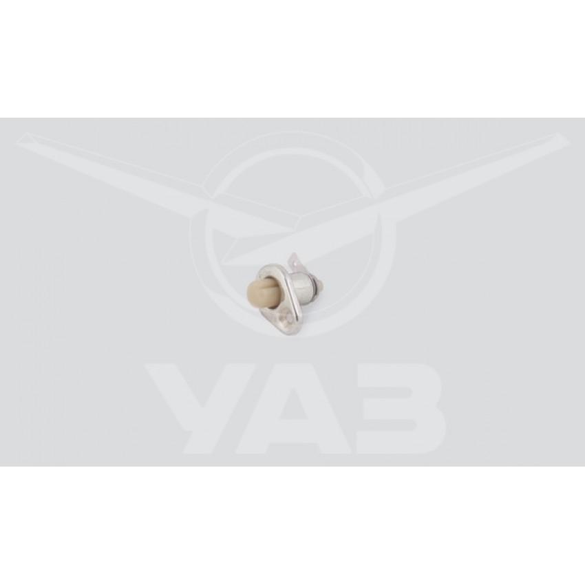 Выключатель (концевик) плафона дверной УАЗ ПАТРИОТ, 3160, 3162 (Лысково) ВК-407 / 3160-3710050