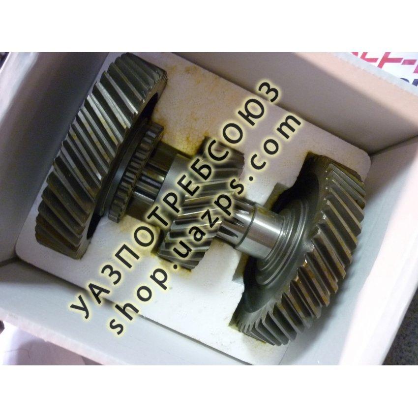 Комплект понижающих шестерен для РК 3,3 (косозубая РК)
