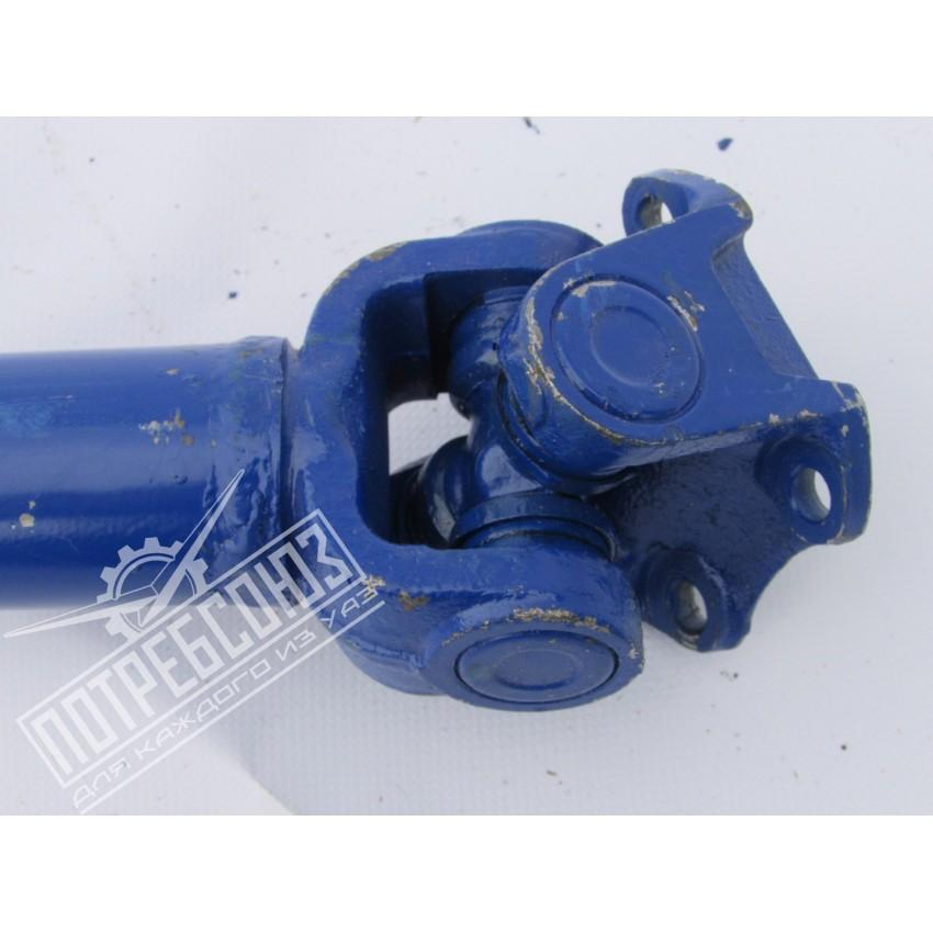 Вал карданный ЗАДНИЙ УАЗ ПАТРИОТ-2014 (с августа 2013, под электро-РК)