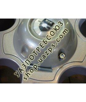 Болт М6х45 крепление колпака литого диска УАЗ ПАТРИОТ КС434 / М6*45