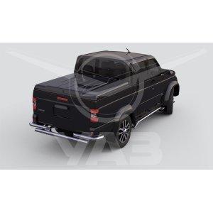 Крышка багажника УАЗ ПАТРИОТ ПИКАП (окрашенная) г.Тольятти / 2363-8514020