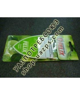 Ароматизатор FELIX (типа елочка) Яблочная свежесть 25гр / 411040031 Ароматизатор