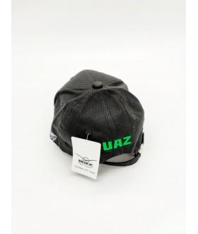 Бейсболка (кепка) СИЛЫ УАЗ ПАТРИОТ (ЧЕРНАЯ)  / УАЗ ПАТРИОТ (бейсболка) черная