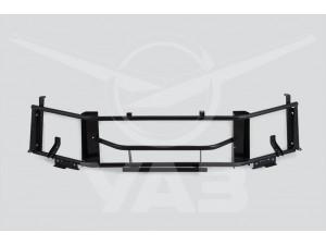 Бампер УАЗ ПАТРИОТ передний (железо) / 3163-2803014