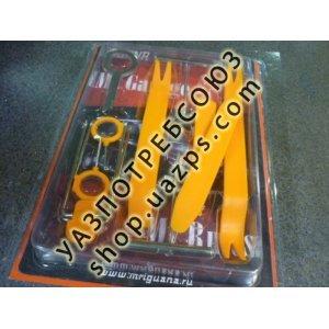 Набор инструментов для демонтажа панелей Xelew LT-1 (полный) / 8003