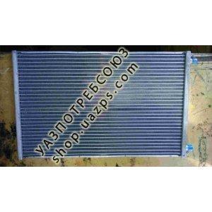 Радиатор  кондиционера (дополнительный, конденсатор)  УАЗ PATRIOT (DELPHI) / 3163-8131020-10/-95