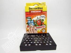 Ароматизатор DOCTOR WAX (под сидение) Земляника 200гр. / DW0803