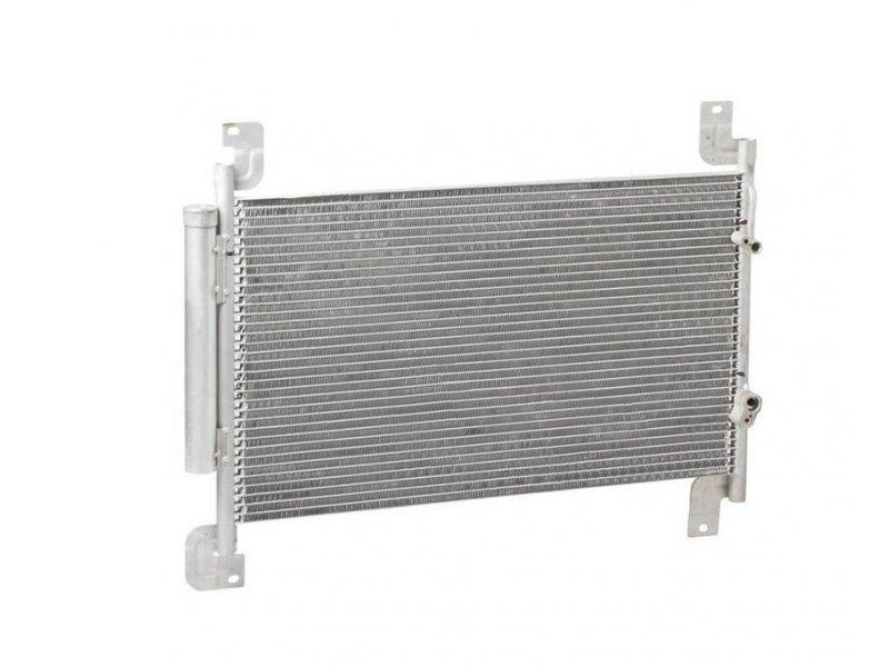 Радиатор кондиционера (дополнительный, конденсатор) УАЗ ПАТРИОТ (с мая 2012) (SANDEN/