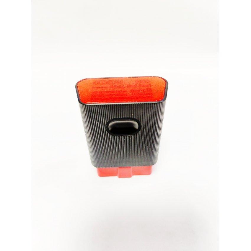 Диагностический BT RED POWER F600 адаптер сканер ошибок ЭБУ OBD ELM 327 (IOS, ANDR) / OBD ELM 327 BT RED