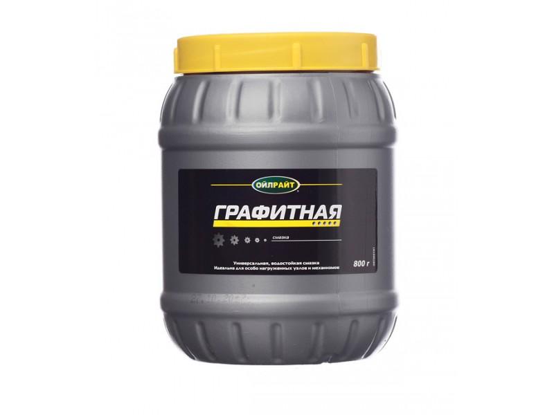 Смазка графитная OIL RIGHT 800гр / 6041