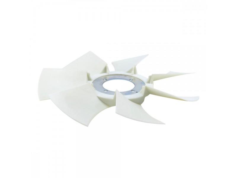 Вентилятор УАЗ ПАТРИОТ (дв.409 с 2008 г.в. + дв.IVECO)  крыльчатка  Metalpart / MP-3162-1308010