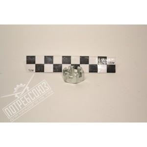 Гайка рулевого наконечника М14*1,5 (корончатая) / 250978-П29 (корончатая)