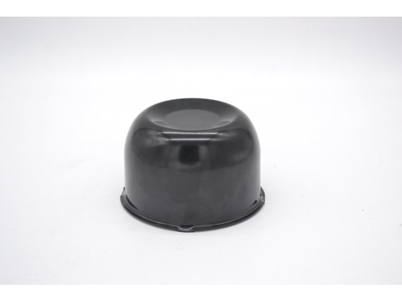 Колпак ступицы OFF-ROAD-WHEELS d110 черный НИЗКИЙ / TOY110B