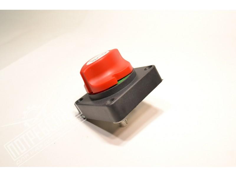 Выключатель массы /плюса 12В 250А