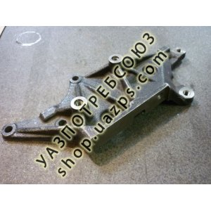 Кронштейн  насоса ГУР и компрессора кондиционера  УАЗ PATRIOT (дв.51432 Евро-4, с 05.2012)