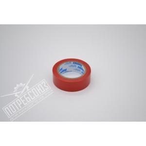Изолента красная 10м ET-912-R ABRO / ET912RRED