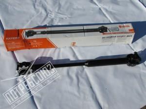Вал карданный ПЕРЕДНИЙ УАЗ 452 Евро-4, мост ГИБРИД, 5-ст. КПП (