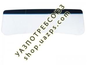 А/стекло УАЗ 469, ХАНТЕР лобовое С ПОЛОСОЙ (ЗП) / 31514-5206010