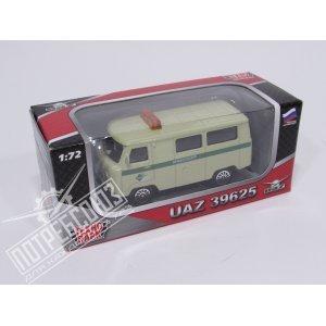 Модель УАЗ 1/72 39625