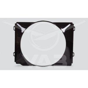 Диффузор (кожух вентилятора) УАЗ 452 (дв.4213) / 3741-1309012-10