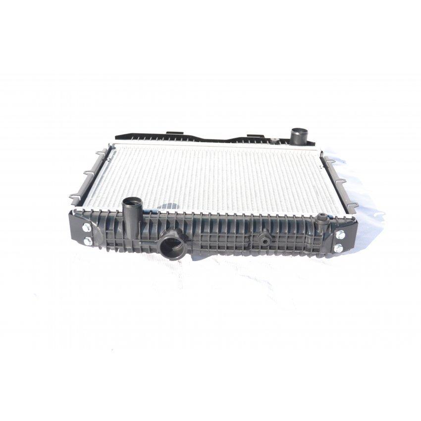 Радиатор охлаждения УАЗ ПАТРИОТ 05-06, 3160, 3162, ХАНТЕР (409) алюминий 2-х рядный AKL / 3160-1301012 / AKL-3160-B