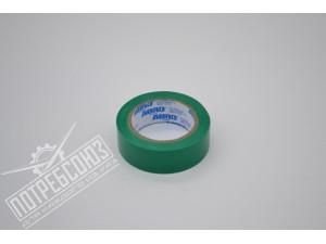Изолента зеленая 10м ET-912-R ABRO / ET912RGREEN