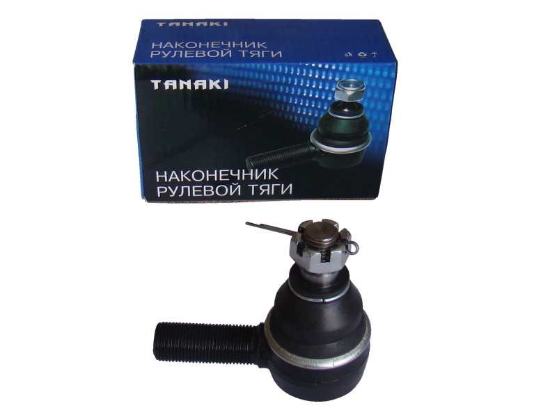 Наконечник рулевой левый УАЗ необслуживаемый TANAKI / 469-3414057-09