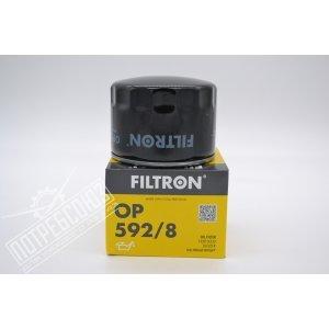 Фильтр масляный УАЗ ПАТРИОТ дв. IVEСO (OP5928) Filtron / OP5928