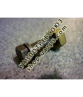 Болт карданный УАЗ черный (Красная Этна) / 201518-П29, 252156-П2, 31512-2401059 (ЧЕРНЫЙ ШТ)