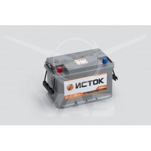 Аккумулятор УАЗ ОРИГИНАЛ 66А (для а/м УАЗ 452; дв. ЗМЗ 4091) / 3741-3703010-20
