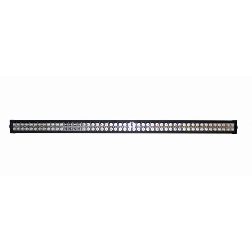 Лайт-бар светодиодный (балка) КОМБО 300W (3W*100) 2-рядный 131см, IP67